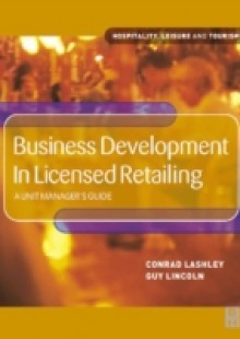 Обложка книги  - Business Development in Licensed Retailing