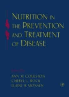 Обложка книги  - Nutrition in the Prevention and Treatment of Disease