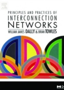 Обложка книги  - Principles and Practices of Interconnection Networks