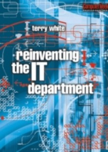 Обложка книги  - Reinventing the IT Department