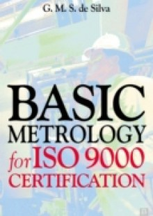 Обложка книги  - Basic Metrology for ISO 9000 Certification