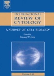 Обложка книги  - International Review of Cytology