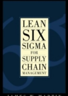 Обложка книги  - Lean Six Sigma for Supply Chain Management, Chapter 7