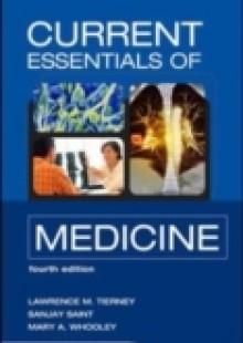 Обложка книги  - CURRENT Essentials of Medicine, Fourth Edition