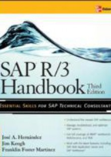 Обложка книги  - SAP R/3 Handbook, Third Edition