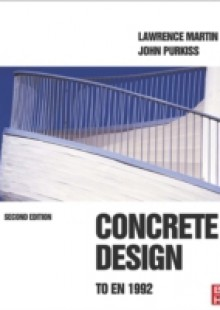 Обложка книги  - Concrete Design to EN 1992, Second Edition