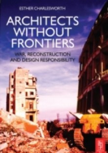 Обложка книги  - Architects Without Frontiers