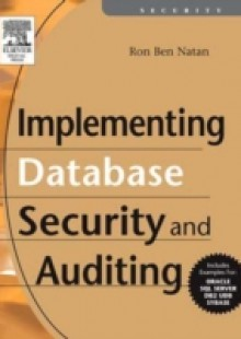 Обложка книги  - Implementing Database Security and Auditing