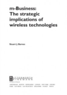 Обложка книги  - Mbusiness: The Strategic Implications of Mobile Communications