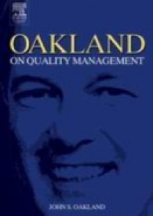 Обложка книги  - Oakland on Quality Management