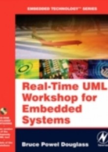 Обложка книги  - Real Time UML Workshop for Embedded Systems