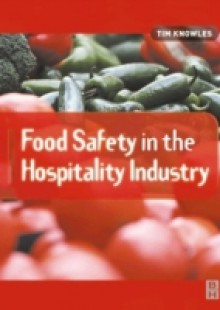 Обложка книги  - Food Safety in the Hospitality Industry