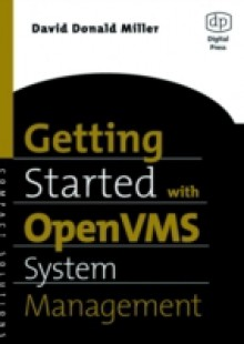 Обложка книги  - Getting Started with OpenVMS System Management