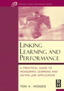 Обложка книги  - Linking Learning and Performance