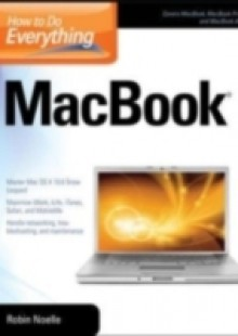 Обложка книги  - How to Do Everything MacBook