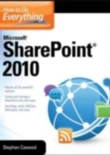 Обложка книги  - How to Do Everything Microsoft SharePoint 2010