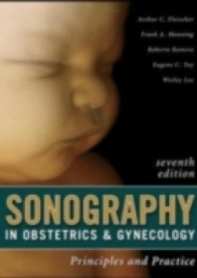 Обложка книги  - Sonography in Obstetrics & Gynecology: Principles and Practice, Seventh Edition