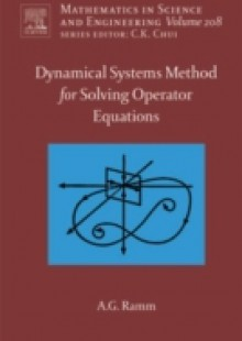 Обложка книги  - Dynamical Systems Method for Solving Nonlinear Operator Equations