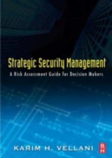 Обложка книги  - Strategic Security Management