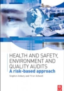 Обложка книги  - Health & Safety, Environment and Quality Audits