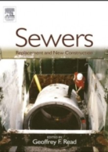 Обложка книги  - Sewers: Replacement and New Construction
