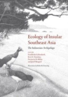 Обложка книги  - Ecology of Insular Southeast Asia