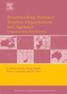 Обложка книги  - Benchmarking National Tourism Organisations and Agencies