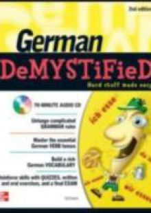 Обложка книги  - German DeMYSTiFieD, Second Edition