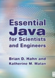 Обложка книги  - Essential Java for Scientists and Engineers
