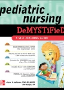 Обложка книги  - Pediatric Nursing Demystified