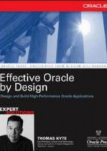 Обложка книги  - Effective Oracle by Design
