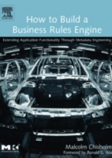 Обложка книги  - How to Build a Business Rules Engine