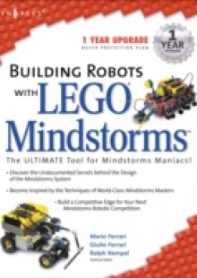 Обложка книги  - Building Robots With Lego Mindstorms