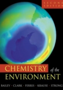 Обложка книги  - Chemistry of the Environment