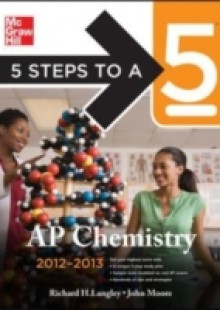 Обложка книги  - 5 Steps to a 5 AP Chemistry, 2012-2013 Edition