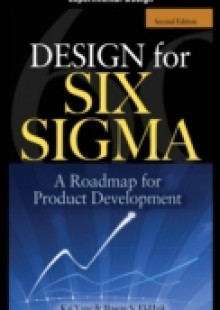 Обложка книги  - Design for Six Sigma, Chapter 12