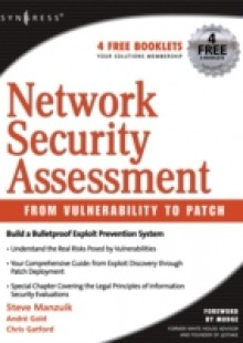 Обложка книги  - Network Security Assessment: From Vulnerability to Patch