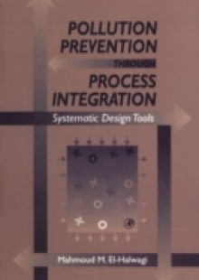 Обложка книги  - Pollution Prevention through Process Integration