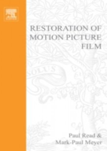 Обложка книги  - Restoration of Motion Picture Film