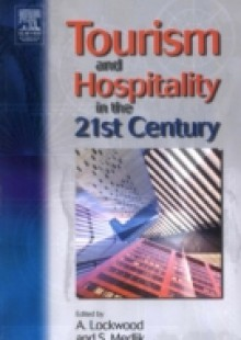 Обложка книги  - Tourism and Hospitality in the 21st Century