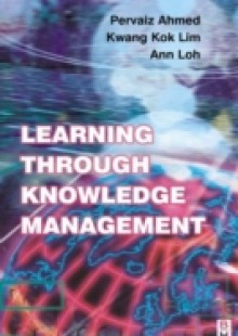 Обложка книги  - Learning Through Knowledge Management
