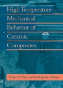 Обложка книги  - High Temperature Mechanical Behaviour of Ceramic Composites
