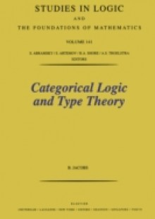 Обложка книги  - Categorical Logic and Type Theory