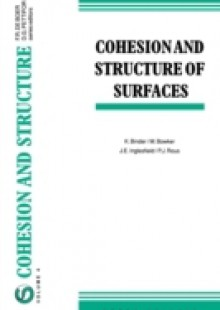 Обложка книги  - Cohesion and Structure of Surfaces