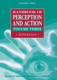 Обложка книги  - Handbook of Perception and Action