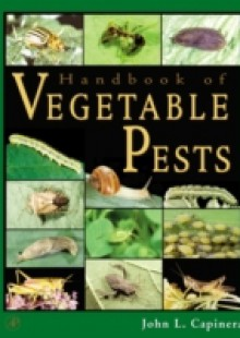 Обложка книги  - Handbook of Vegetable Pests