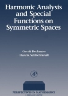 Обложка книги  - Harmonic Analysis and Special Functions on Symmetric Spaces