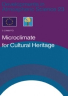 Обложка книги  - Microclimate for Cultural Heritage