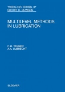 Обложка книги  - Multi-Level Methods in Lubrication