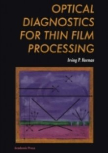 Обложка книги  - Optical Diagnostics for Thin Film Processing